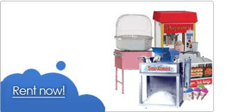 cotton candy sno cone rentals salt lake city
