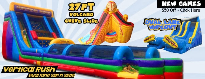 Utah Bounce House And Inflatable Rentals Home Page