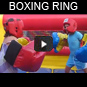 Boxing Ring Rentals kids utah