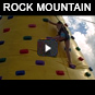 inflatable rock climbing mountain rentals utah