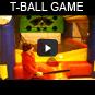 Inflatable T-Ball Game utah