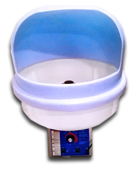 cotton candy machine with 50 servings - Cotton Candy Machines