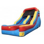 14ft Screamer Wet/Dry Slide Rental