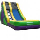 18ft Screamer Dry Slide Rental