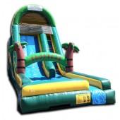 20ft Tropical Dry Slide