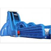 35ft Full Throttle Slide Wet/Dry Slide