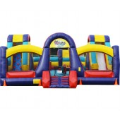 Kidz Gym Dry Obstacle Course