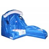 32ft Shockwave Wet/Dry Slide
