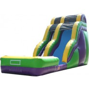 20ft Wave Wild Rapids Dry Only Slide