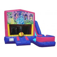 Disney Princess 7N1 Bounce Slide combo (Wet or Dry)