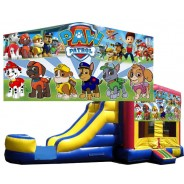 Paw Patrol Bounce Slide combo (wet or dry)
