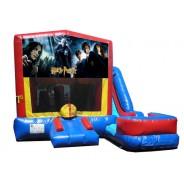 Harry Potter 7N1 Bounce Slide combo (Wet or Dry)