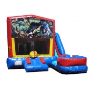 Teenage Mutant Ninja Turtles 7n1 Bounce Slide combo (Wet or Dry)