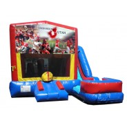 University of Utah (Utes) 7n1 Bounce Slide combo (Wet or Dry)
