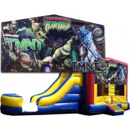 Teenage Mutant Ninja Turtles Bounce Slide combo (Wet or Dry)