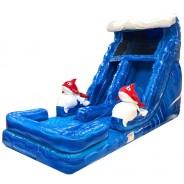 18ft Ragin Cajun Wet/Dry Slide