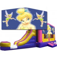 Tinker Bell Bounce Slide combo (Wet or Dry)