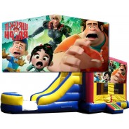 Wreck It Ralph Bounce Slide combo (Wet or Dry)