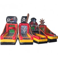 (B) 4n1 Pirate Carnival Game
