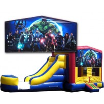 Avengers Bounce Slide combo (Wet or Dry)