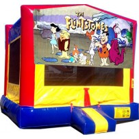 Flintstones Bounce House