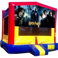 Harry Potter Bounce House