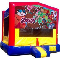 Scooby-Doo Bounce House