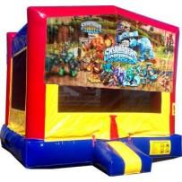 Skylanders Bounce House