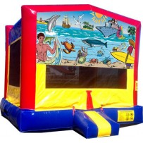 (C) Seaside Bounce House