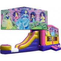 Disney Princess Bounce Slide combo (Wet or Dry)