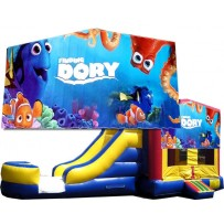 Finding Dory Bounce Slide combo (Wet or Dry)
