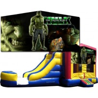 Hulk Bounce Slide combo (Wet or Dry)