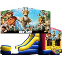 Ice Age Bounce Slide combo (Wet or Dry)