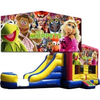 Muppets Bounce Slide combo (Wet or Dry)