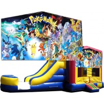 Pokemon Bounce Slide combo (Wet or Dry)