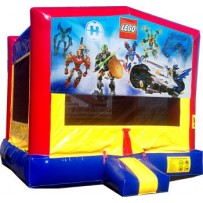 (C) Legos Bounce House