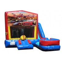 Cars 7N1 Bounce Slide combo (Wet or Dry)