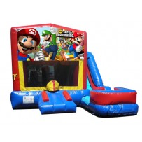 Mario Bros 7N1 Bounce Slide combo (Wet or Dry)