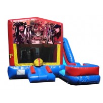 Pirates 7n1 Bounce Slide combo (Wet or Dry)