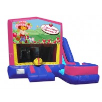 Strawberry Shortcake 7n1 Bounce Slide combo (Wet or Dry)