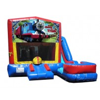 Train 7N1 Bounce Slide combo (Wet or Dry)