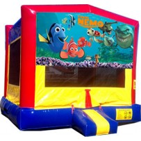 (C) Nemo Bounce House