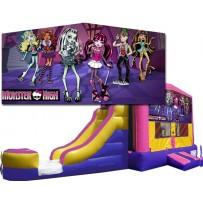 Monster High Bounce Slide combo (Wet or Dry)