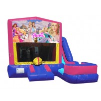 Barbie 7n1 Bounce Slide combo (Wet or Dry)
