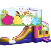 Princess Bounce Slide combo (Wet or Dry)