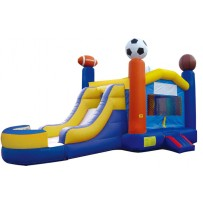 Sports Bounce Slide combo (Wet or Dry)