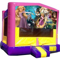Tangled Bounce House