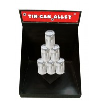 (A) Tin Can Alley Game