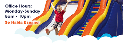 utah bouncin bins bounce house rentals