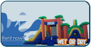 utah inflatable bounce house slide rentals 2 piece